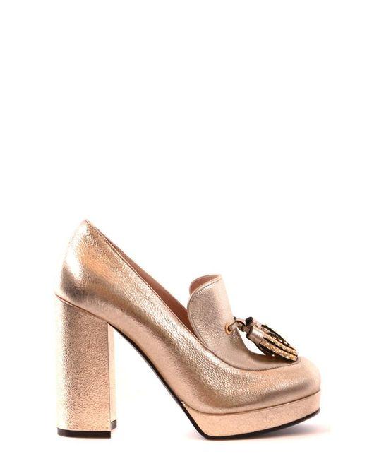 Pinko - Metallic PINKO Shoes - Lyst