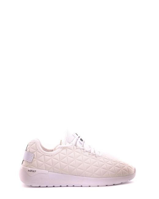 ASFVLT Sneakers - Women's White Fabric Sneakers - Lyst