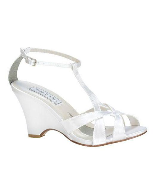 45821ac18fc568 Lyst - Touch Ups Women s Lucy in White