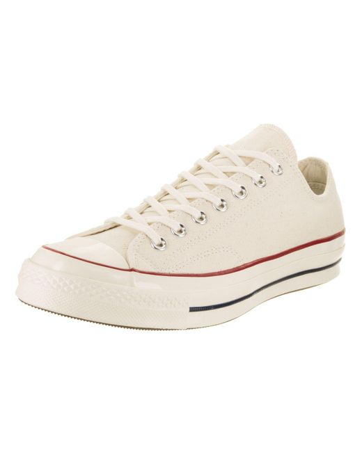 b1f7bc6ed670 Converse - Natural Unisex Chuck Taylor All Star 70 Ox Basketball Shoe for  Men - Lyst ...