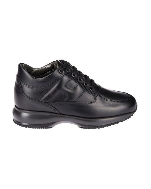 Hogan - Interactive Sneakers In Black , Size 36 - Lyst