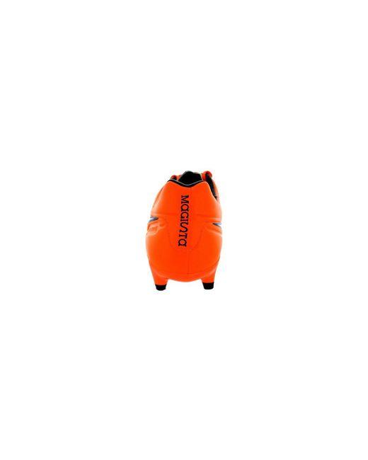 ... Nike | Orange Men's Magista Orden Fg Soccer Cleat for Men ...