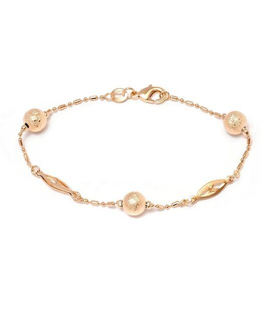 Peermont - Metallic Gold Ball-link Bracelet - Lyst