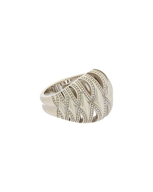 Tacori - Metallic Classic 18k & Silver Ring - Lyst