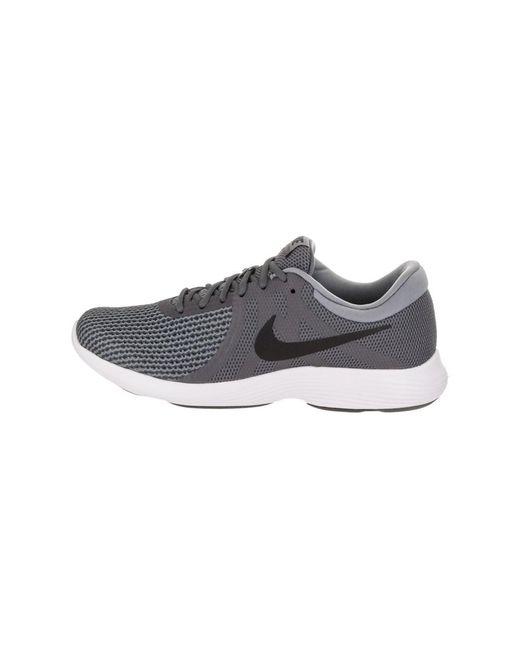 e6d71e2642f ... Lyst Nike - Gray Men s Revolution 4 Running Shoe for Men ...