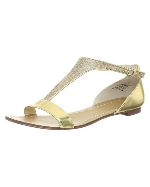 Boutique 9 - Metallic Women's Piraya3 Sandal - Lyst