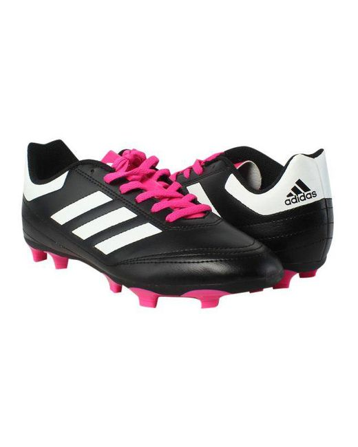 5ce86aa1e5a5 ... Adidas - Mens Goletto Vi Fg J Black Soccer Cleats for Men - Lyst ...