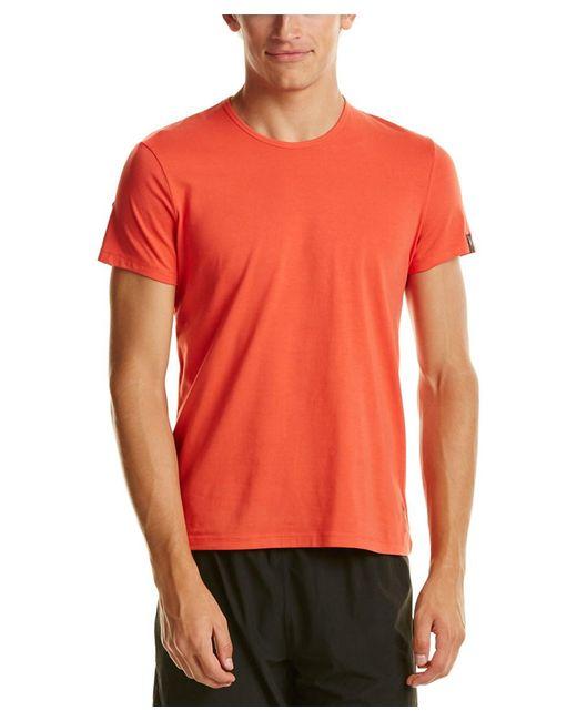 Hpe - Orange T-shirt for Men - Lyst