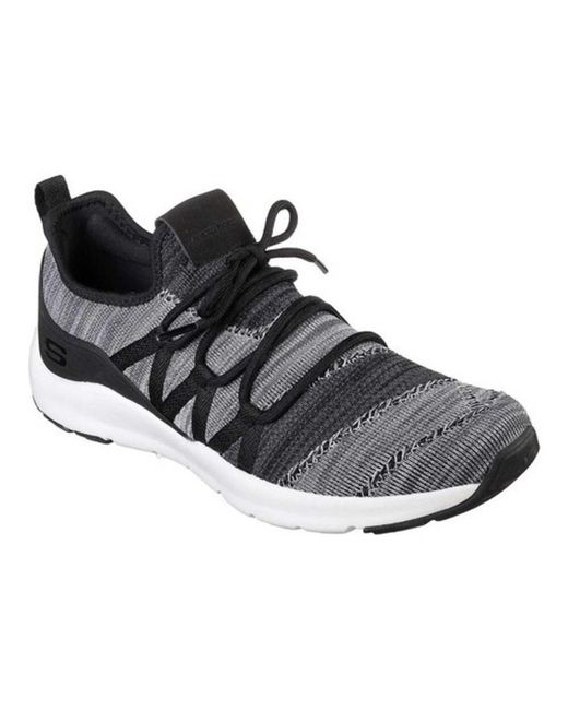 Skechers Nichlas Wolfmarsh Sneaker(Men's) -Black/Charcoal Outlet With Paypal Order Clearance Store For Sale Sale Sneakernews lqWGV