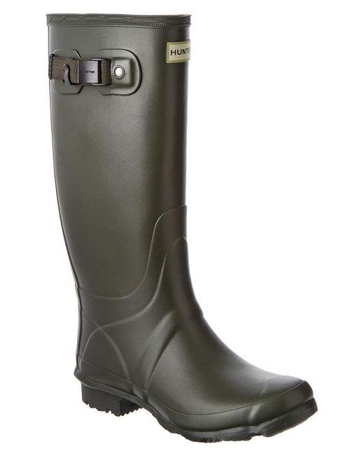 Hunter - Green Women's Field Huntress Boot - Lyst