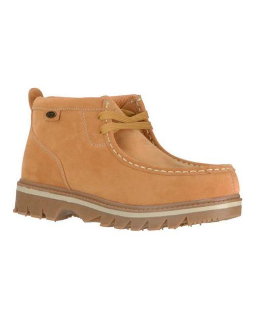 Lugz - Brown Men's Walker Boot for Men - Lyst