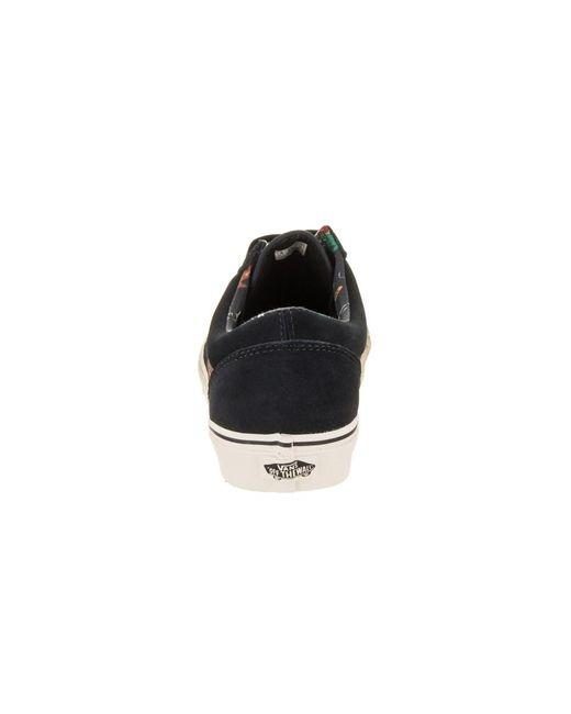 ... Vans - Black Unisex Old Skool (desert Tribe) Skate Shoe for Men - Lyst  ... a20f0b1ec