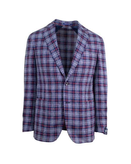 Pal Zileri - Sartoriale Blue Two Button Sport Coat for Men - Lyst