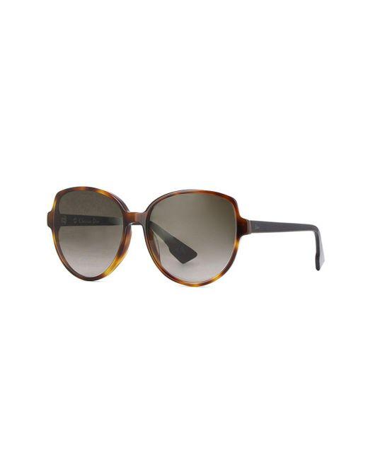 1274a0a1c32bd Dior - Multicolor Dior Onde 2 Women Sunglasses - Lyst ...