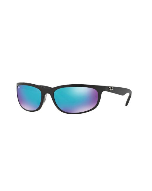 c2f62e493ee Lyst - Ray-Ban Rb4265 Sunglasses in Blue for Men