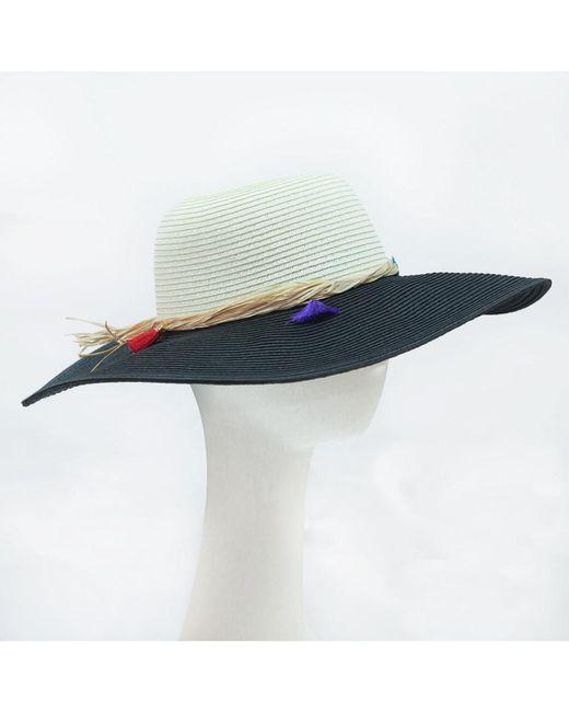 Giovannio - White Womens Sun Hat - Lyst
