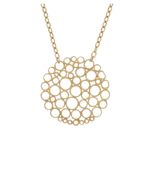 Gurhan | Metallic Lace 24k Necklace | Lyst