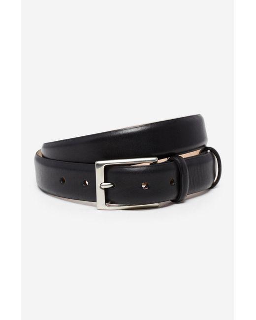 Bonobos - Black Leather Dress Belt for Men - Lyst