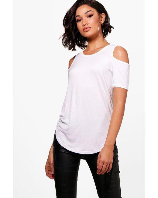 6e2e14c61 boohoo-designer-white-Basic-Cold-Shoulder-Curved-Hem-T-shirt.jpeg