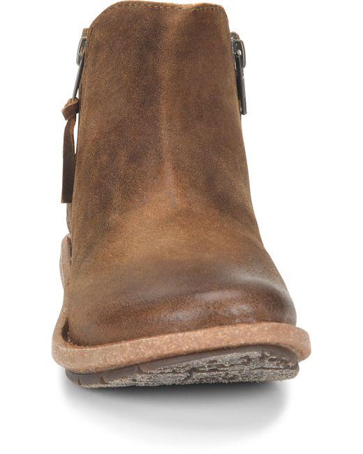 87f9587b20f07a ... Born Shoes - Brown Tavar for Men - Lyst ...