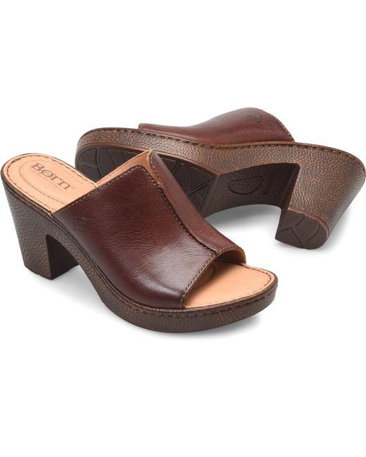 c38e8b30cd4e8e Born Shoes - Brown Wenaha - Lyst ...