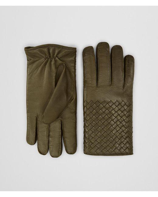 Bottega Veneta - Green HANDSCHUHE AUS NAPPA for Men - Lyst