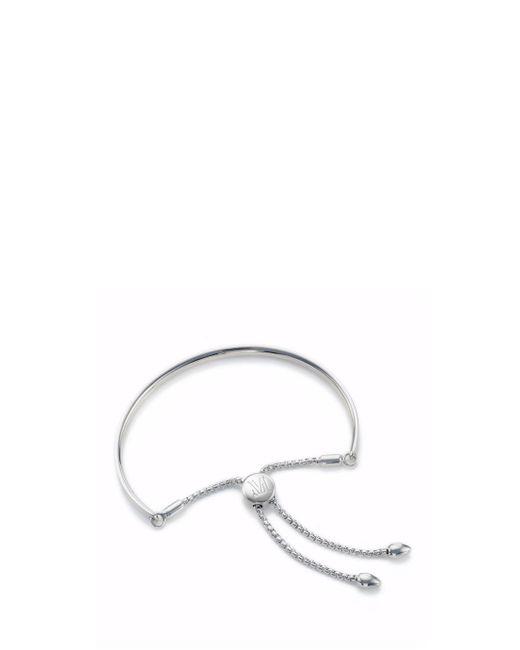 Monica Vinader | Metallic Petite Fiji Chain Bracelet | Lyst