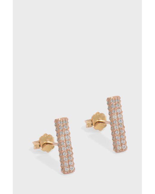 Maha Lozi | Multicolor Short And Fine Earrings | Lyst