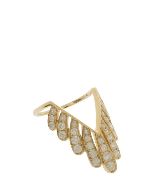 Yvonne Léon - Les Vivianes Ring, Size France53, Women, Metallic - Lyst