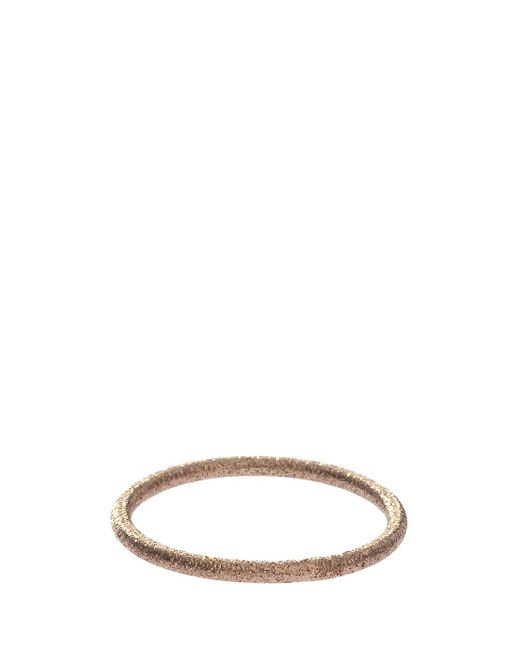 Carolina Bucci | Metallic 18 Carat Gold Sparkling Ring | Lyst