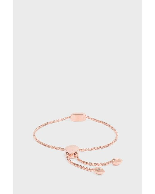 Monica Vinader | Multicolor Baja Deco Labradorite Bracelet | Lyst