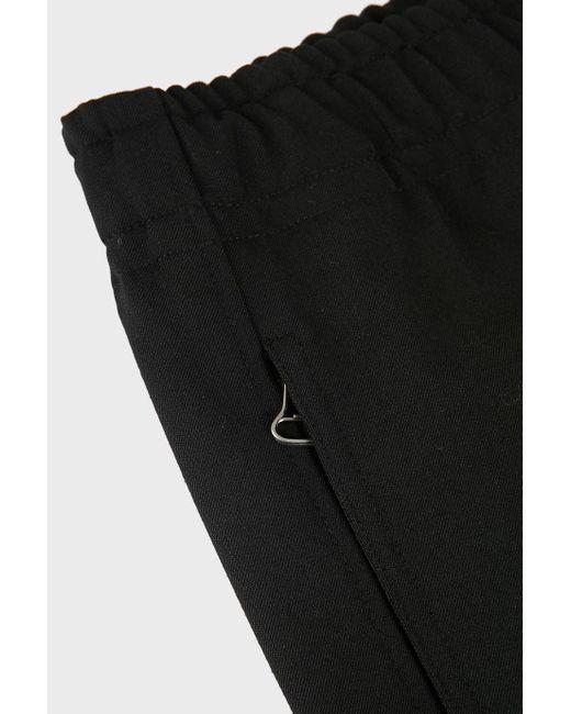 Joseph | Black Ettrick Techno Wool-blend Trousers for Men | Lyst