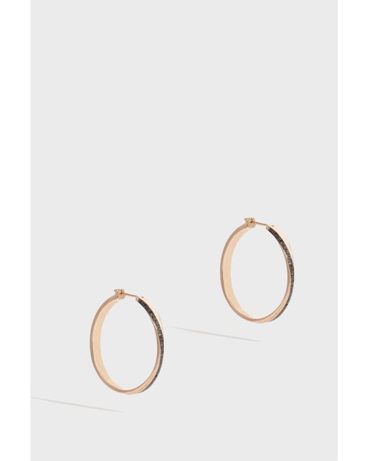 Maha Lozi Que Sera ring - Metallic DjZwxoxbH