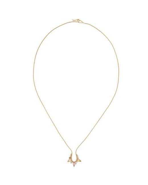 Fernando Jorge - Small Electric Necklace, Size Os, Women, Metallic - Lyst