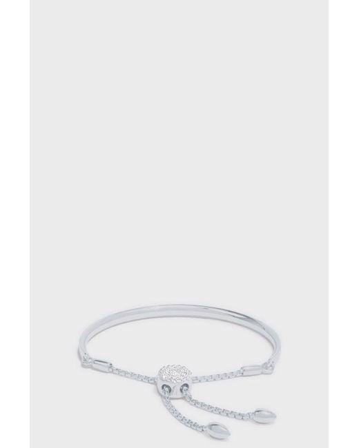 Monica Vinader   Multicolor Petite Fiji Diamond Toggle Bracelet   Lyst