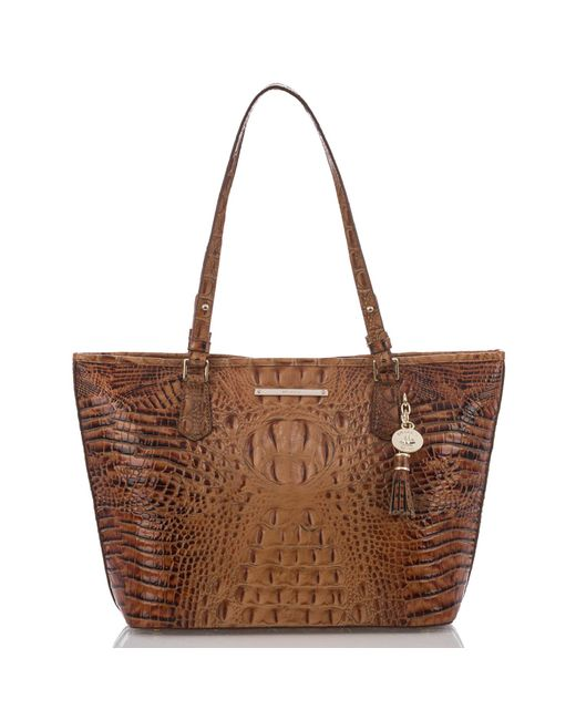 Brahmin | Brown Medium Asher Melbourne | Lyst