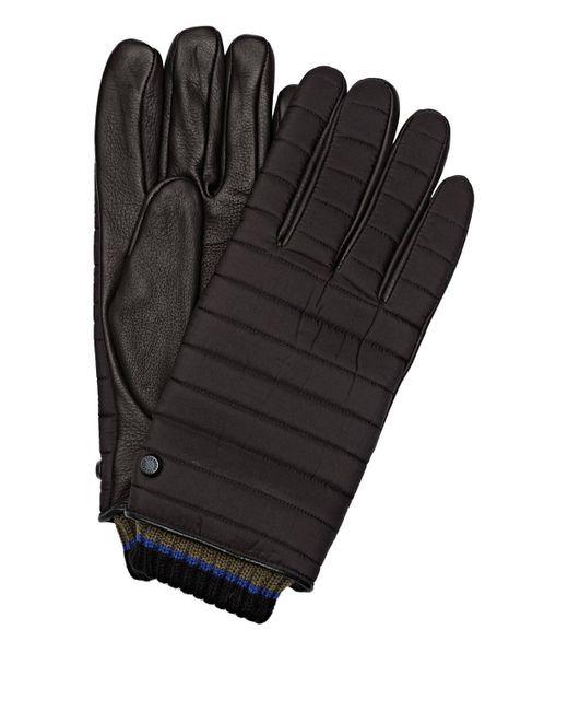 Ted Baker - Black Handschuhe for Men - Lyst