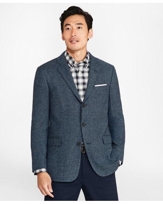 Brooks Brothers - Blue Regent Fit Three-button Tic Sport Coat for Men - Lyst