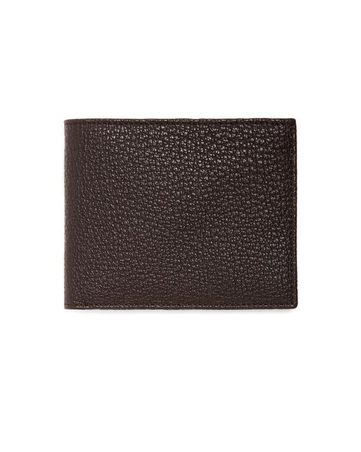 Brooks Brothers - Brown Buffalo Wallet for Men - Lyst