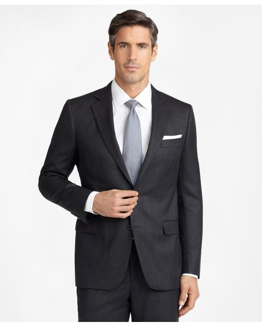 Brooks Brothers | Gray Fitzgerald Fit Golden Fleece® Suit for Men | Lyst