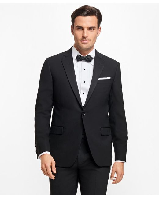 Brooks Brothers | Black Regent Fit Brookscool® Tuxedo for Men | Lyst