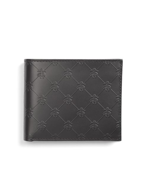 Brooks Brothers   Black Golden Fleece® Embossed Wallet for Men   Lyst