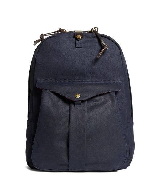 Brooks Brothers - Blue Exclusive For Filson® Twill Backpack for Men - Lyst