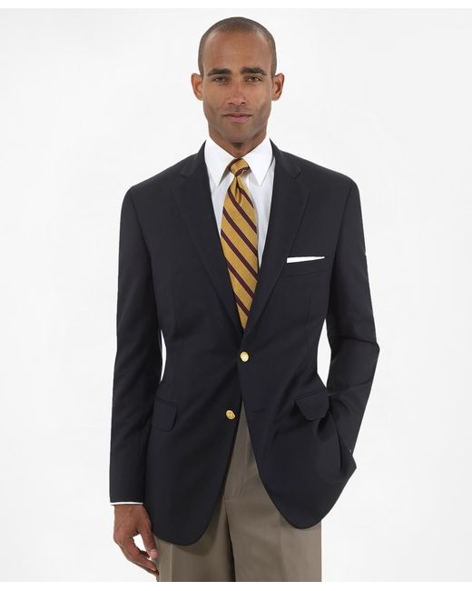 Brooks Brothers   Blue Two-button Regent Fit Blazer for Men   Lyst