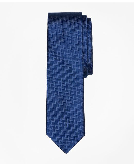 Brooks Brothers | Blue Silk Tie for Men | Lyst
