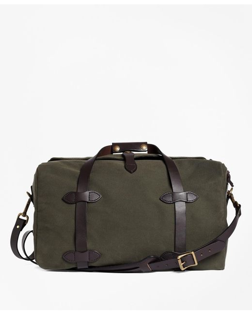 Brooks Brothers | Green Filson® Small Duffel Bag for Men | Lyst