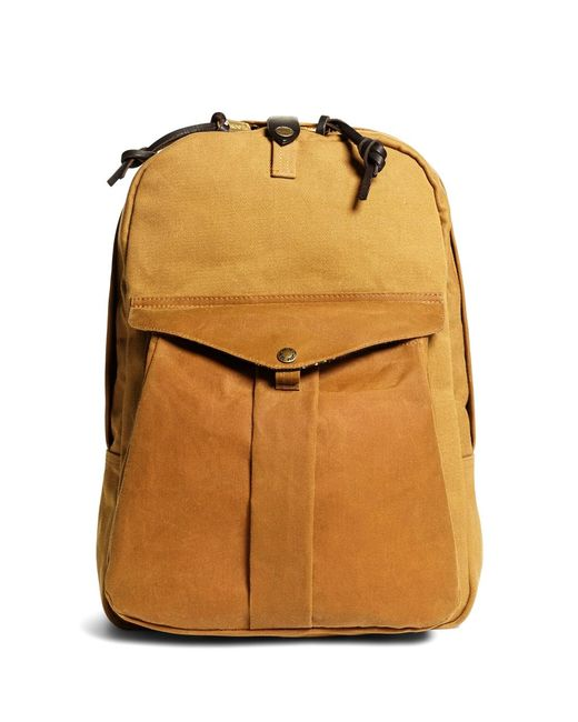 Brooks Brothers | Brown Exclusive For Filson® Twill Backpack for Men | Lyst