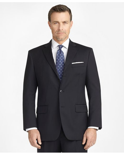 Brooks Brothers | Blue Madison Fit Three-button 1818 Suit for Men | Lyst