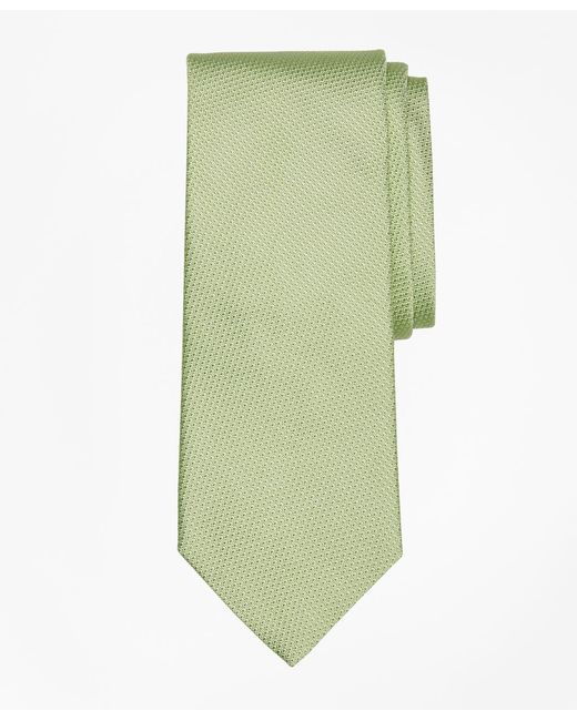 Brooks Brothers | Green Textured Tie for Men | Lyst