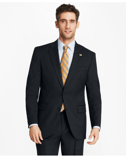 Brooks Brothers - Blue Madison Fit Two-button 1818 Suit for Men - Lyst